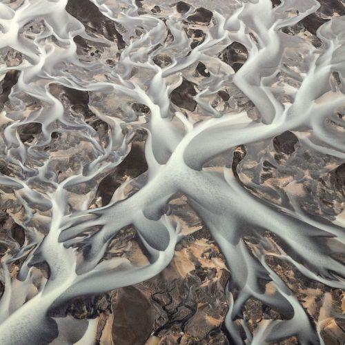 Aerial Crossings - On White
