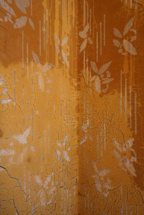 Kolmanskop Textures No. 1 - On White