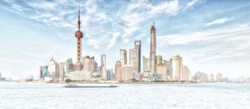Shanghai SimCity 3000 - On White