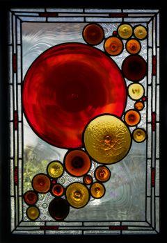 Lantern Festival window